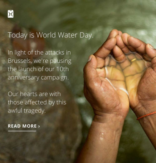charity: water Gets It